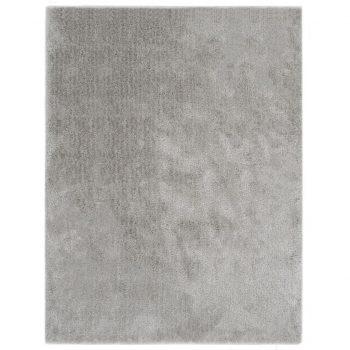 Košata preproga 80x150 cm siva
