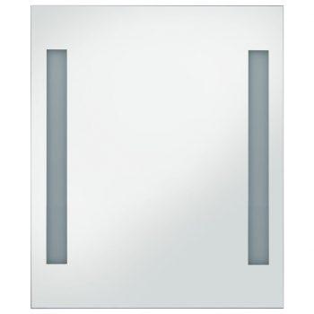 Kopalniško LED stensko ogledalo 50x60 cm