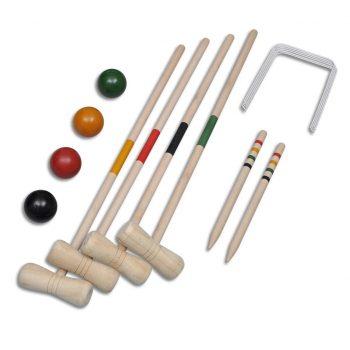 Lesen set za kriket za 4 igralce