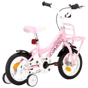 Otroško kolo s prednjim prtljažnikom 12
