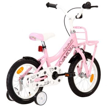 Otroško kolo s prednjim prtljažnikom 14
