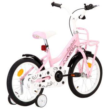Otroško kolo s prednjim prtljažnikom 16