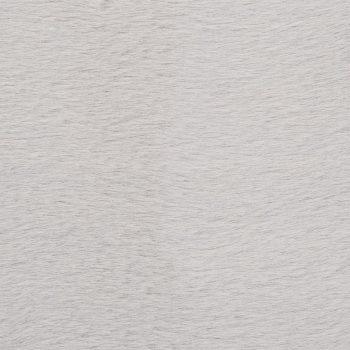 Preproga 160x230 cm umetno zajčje krzno siva