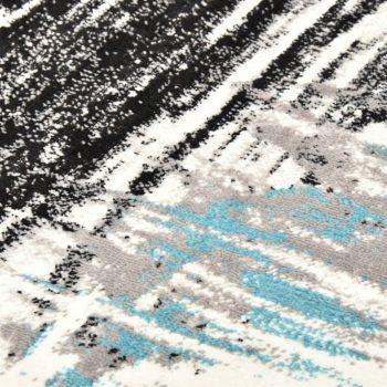 Preproga modra 80x150 cm PP