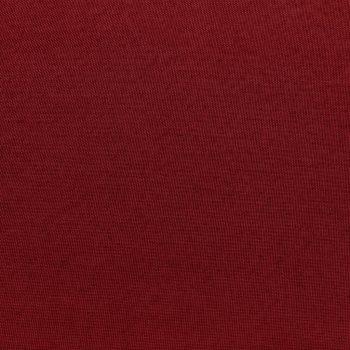 Sekcijski sredinski kavč z blazino blago vinske barve