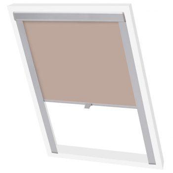 Senčilo za zatemnitev okna bež 104