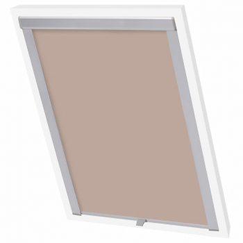 Senčilo za zatemnitev okna bež barve F06