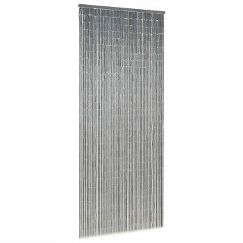 Zavesa za vrata iz bambusa 90x200 cm