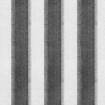 Zunanje rolo senčilo 100x140 cm antracitne in bele črte