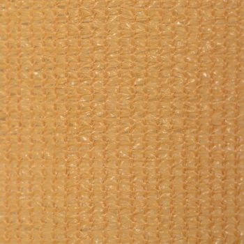 Zunanje rolo senčilo 160x140 cm bež barve
