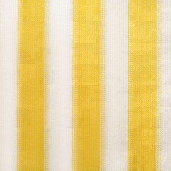 Zunanje rolo senčilo 200x230 cm rumene in bele črte
