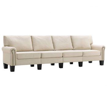 Kavč štirised krem blago