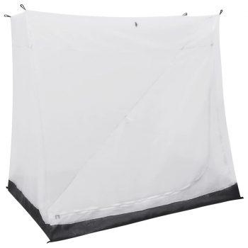 Univerzalna spalnica za šotor siva 200x135x175 cm