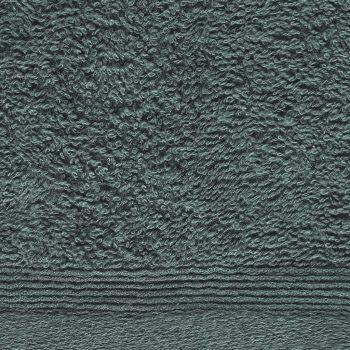 Brisače za goste 10 kosov bombaž 450 gsm 30x50 cm zelene