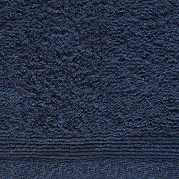 Brisače za goste 10 kosov bombaž 450gsm 30x50cm mornarsko modre
