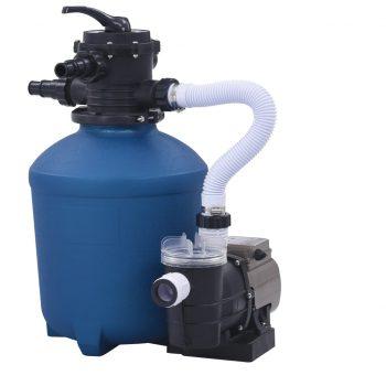 Črpalka s peščenim filtrom in časovnikom 530 W 10980 L/h