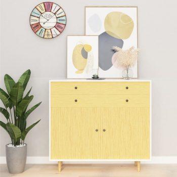 Samolepilna folija za pohištvo japonski hrast 500x90 cm PVC