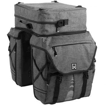 Willex Kolesarska torba z odstranljivim zgornjim delom XL 1200 65 L