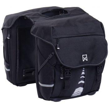 Willex Kolesarski kovčki XL 1200 50 L črni