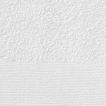 Brisače za savno 2 kosa bombaž 450 gsm 80x200 cm bele