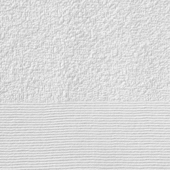 Brisače za tuširanje 10 kosov bombaž 350 gsm 70x140 cm bele