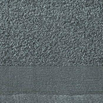 Brisače za tuširanje 2 kosa bombaž 450 gsm 70x140 cm zelene