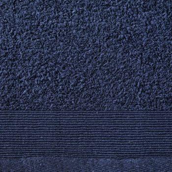 Komplet brisač iz bombaža 12-delni 450 gsm mornarsko modre