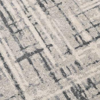 Potiskana preproga bež 120x170 cm poliester
